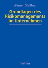 Grundlagen des Risikomanagements